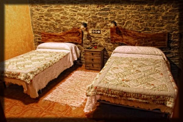 habitacion cama gemelas