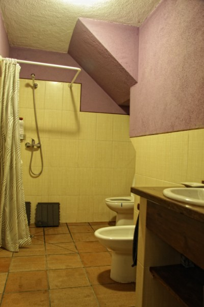 WC habitacion planta baja